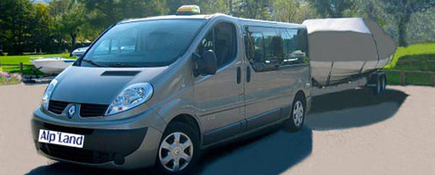 Alp Land Taxis compagnie de taxis basee a faverges